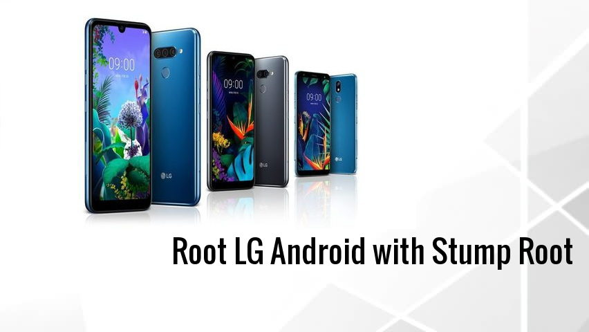 Root LG Android
